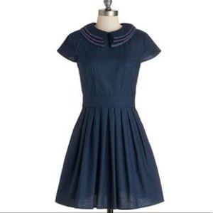 MODCLOTH Fervour positively pleasant dress
